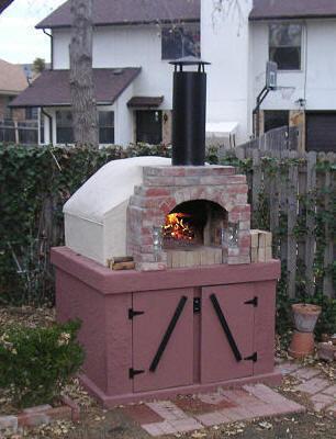Помпейская печь 1
