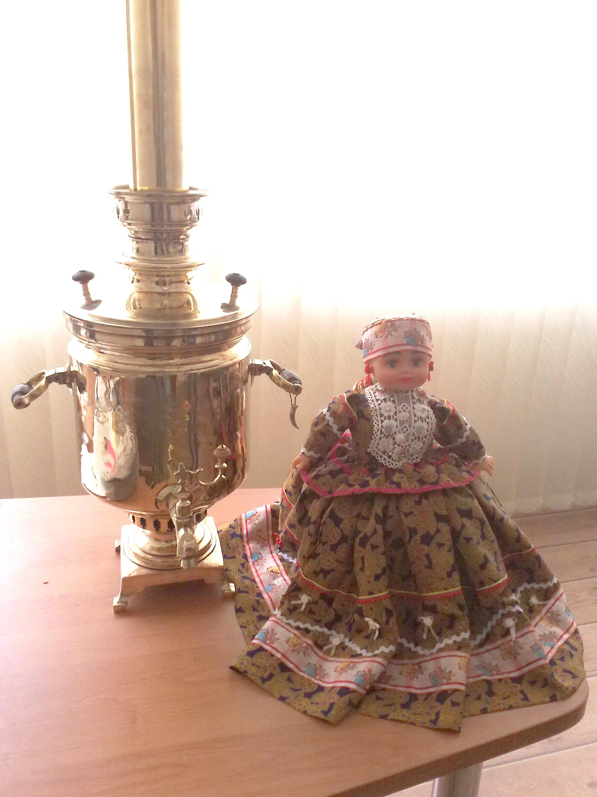 """Кукла для самовара """"Пелагея"""""""
