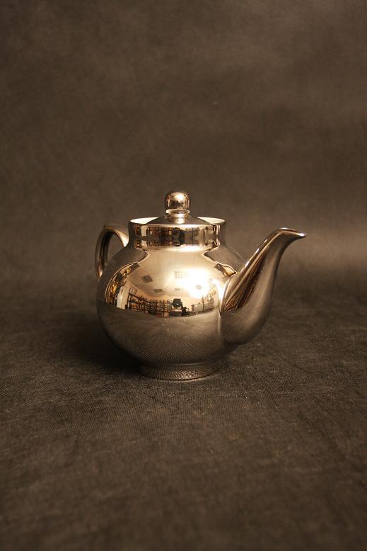 Чайник для самовара никель