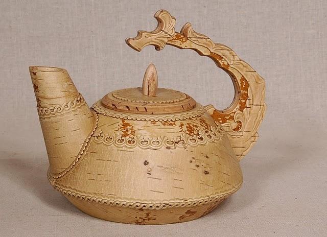 Чайник заварной №2