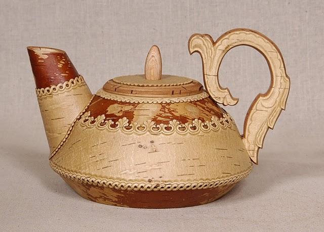 Чайник заварной №1