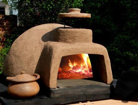 Помпейская печь 3